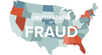 United States of Fraud Infographic