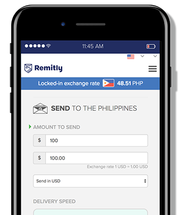 Remitly App Screen